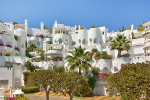 Two Bedroom Apartment for sale at Jardines Colgantes
