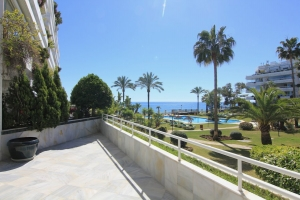 Playa Esmeralda Frontline 2 Bedroom Apartment on the Marbella Golden Mile