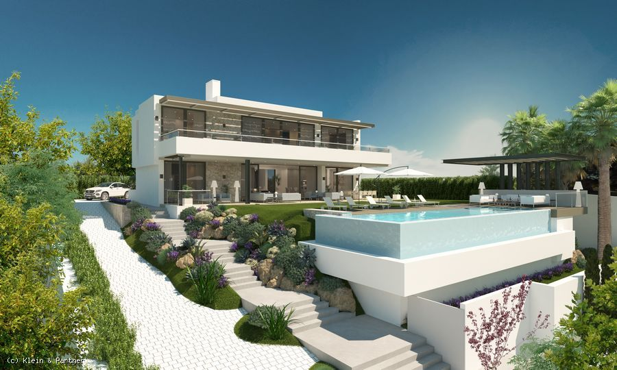 Recently Completed Villa for sale in Capanes Del Sur I