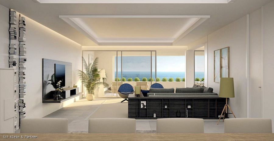 Impressive Beachfront New Development for sale in Estepona