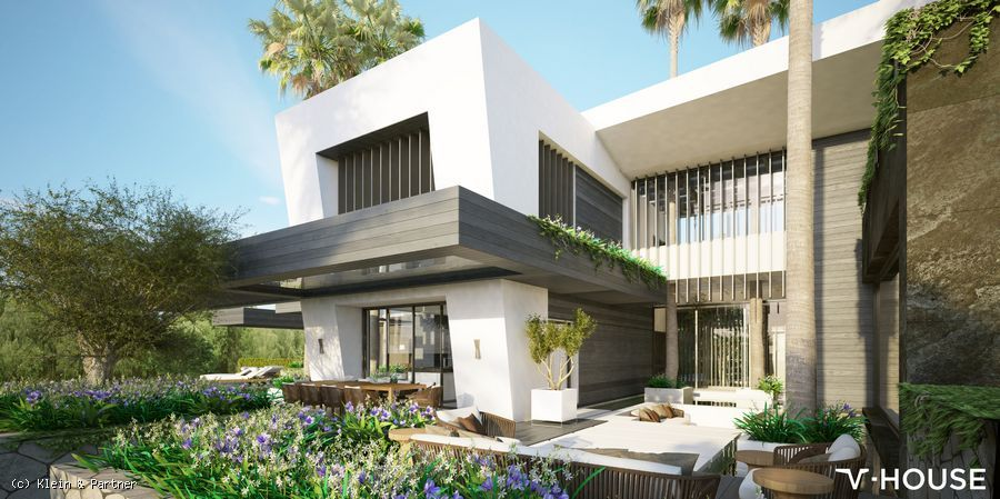 Project in Marbella Cascada de Camojan on a Plot of 5,826 M2