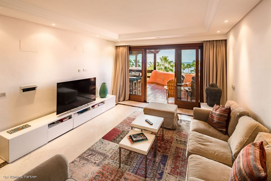 Penthouse Property for sale in Mar Azul Estepona