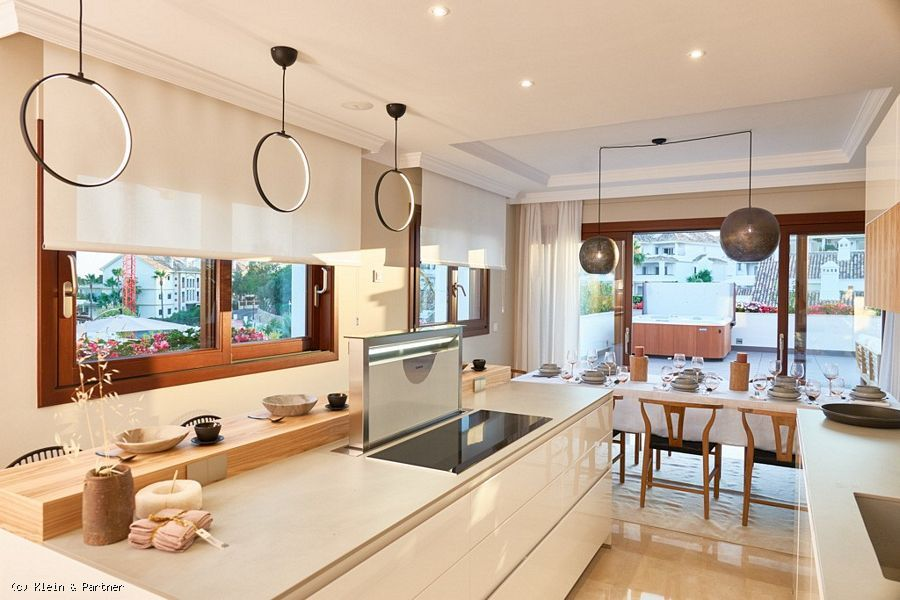 3 Bedroom Penthouse Lomas del Rey on Marbella's Golden Mile