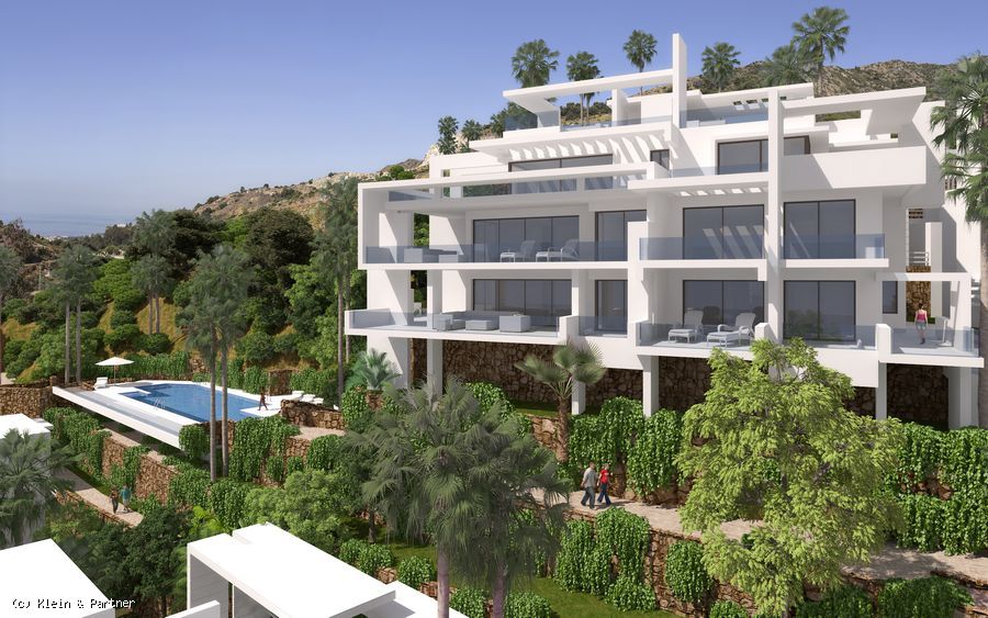 Penthouse Property for sale at Palo Alto Ojén Marbella